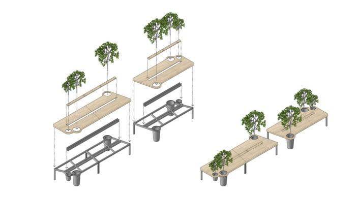 desain interior kantor minimalis natural 02