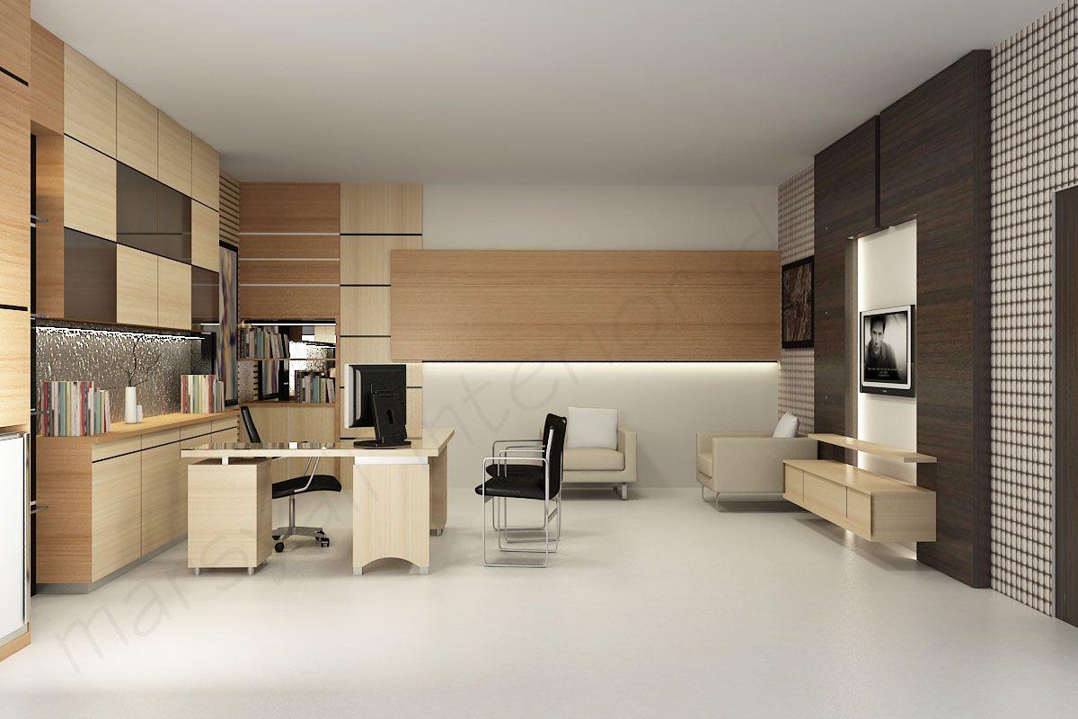 Peluang Usaha Interior Kantor yang Semakin Cerah