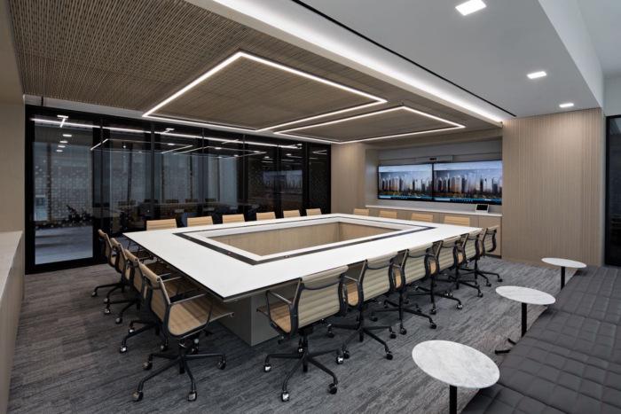 Desain Interior Kantor Terbuka 02