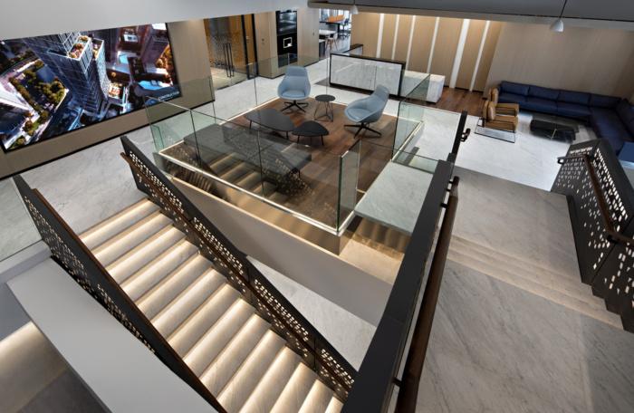 Desain Interior Kantor Terbuka 03