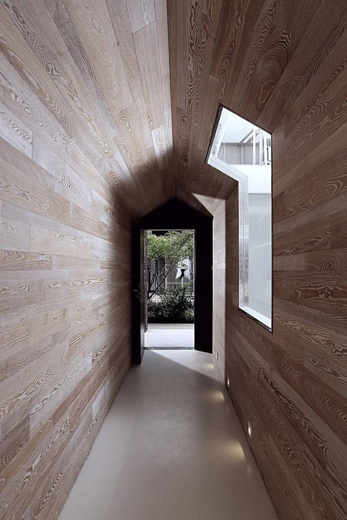 Aksen interior
