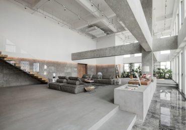 Desain Ruang Kantor Sederhana