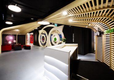 Desain Ruang Kantor Unik