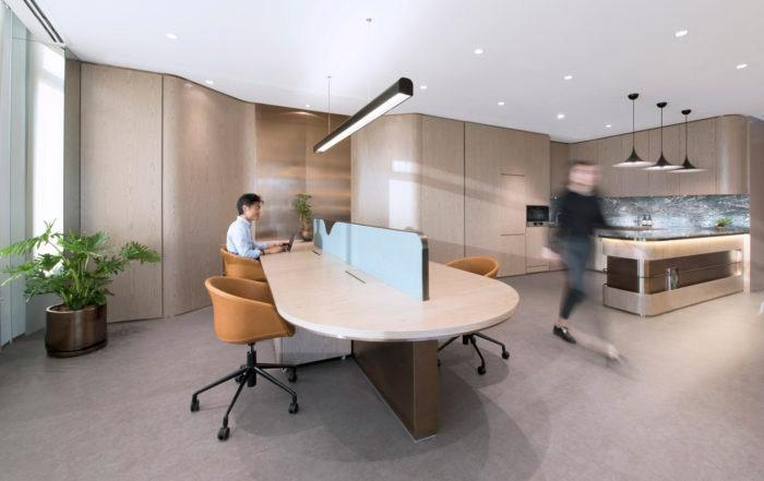 Desain Interior Kantor Gaya Skandinavia