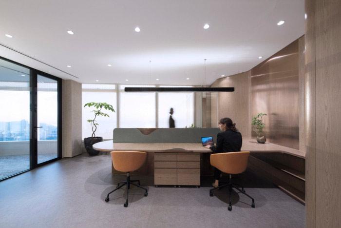 desain interior kantor terbuka 06