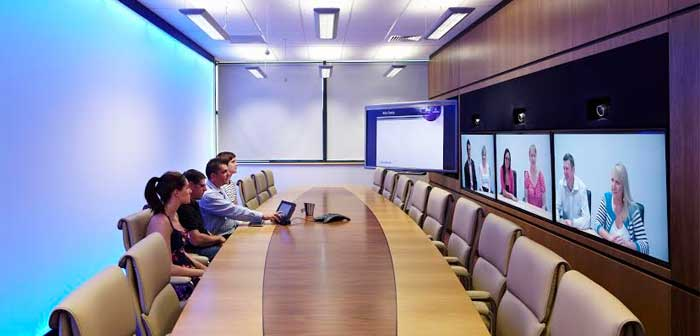 Peran teknologi dalam interior kantor